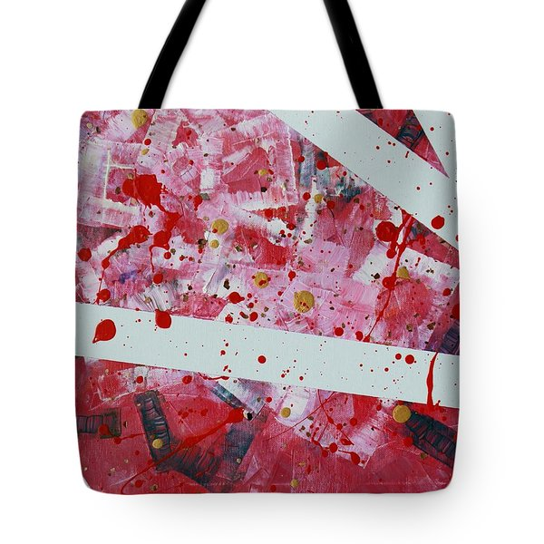 Blood On The Leaves Tote Bag