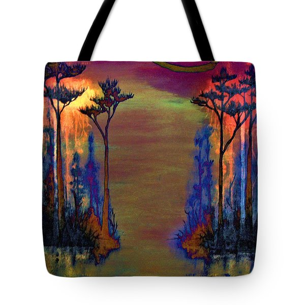 Blood Roots Tote Bag