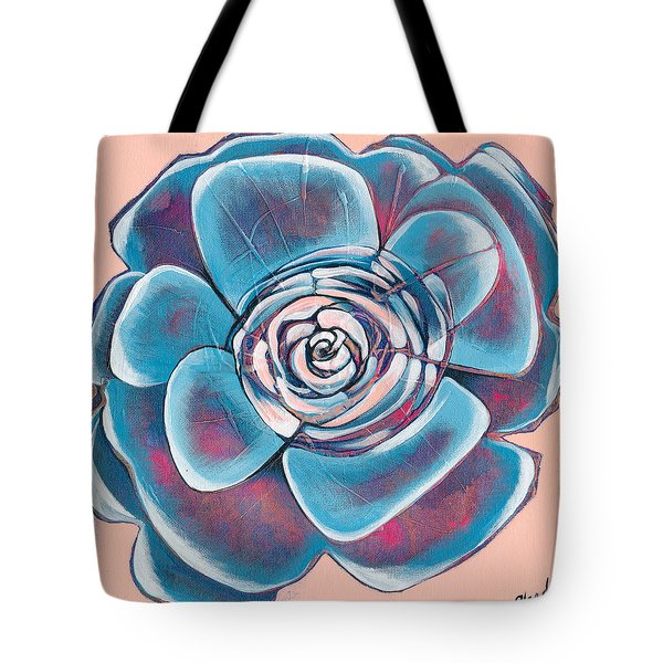 Bloom I Tote Bag by Shadia Derbyshire