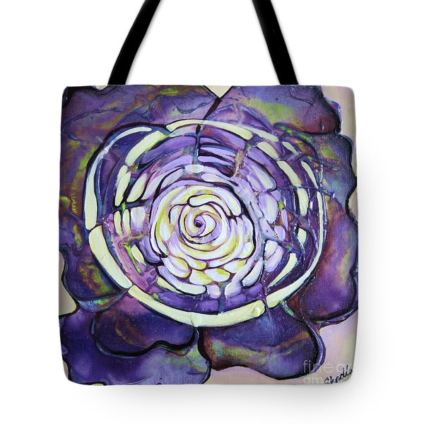 Bloom Iv Tote Bag