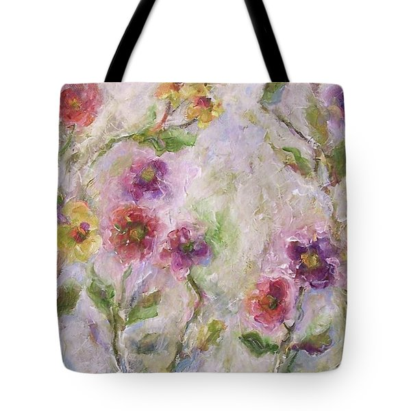 Bloom Tote Bag by Mary Wolf