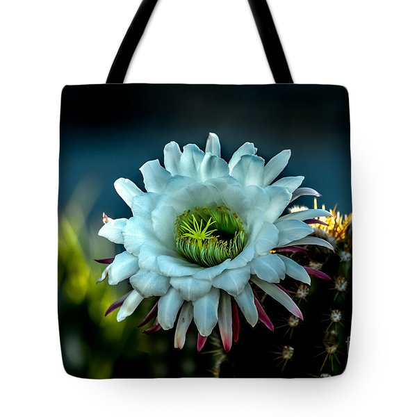 Blooming Argentine Giant Tote Bag