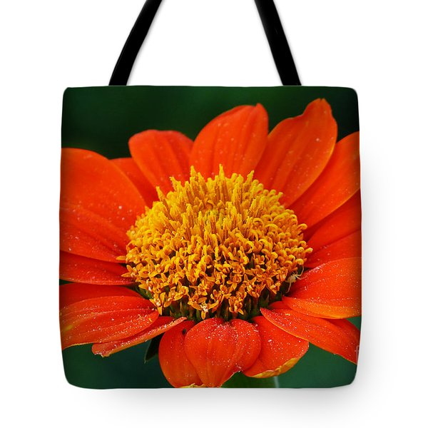 Blooming Flower Tote Bag