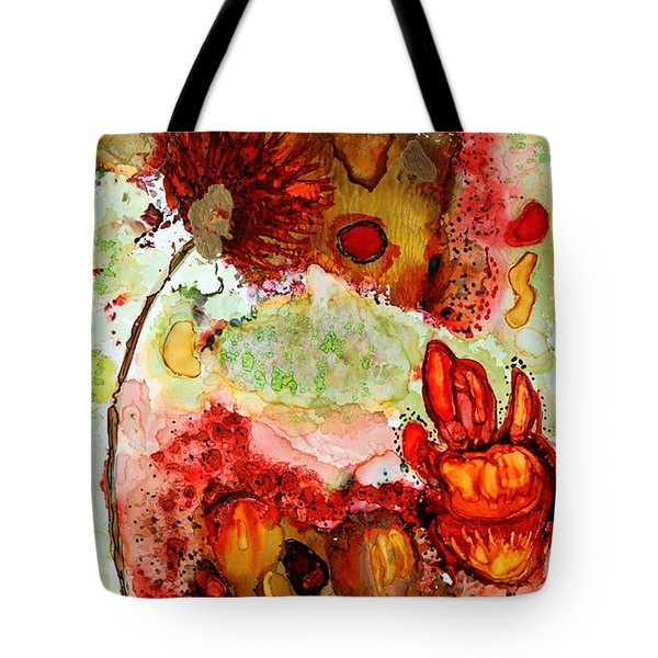 Blooming Impressions.. Tote Bag