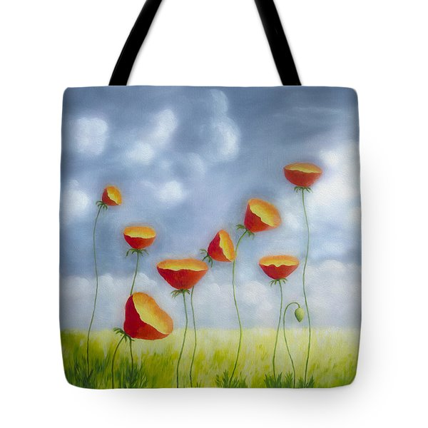 Blooming Summer Tote Bag by Veikko Suikkanen