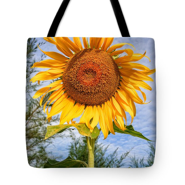 Blooming Sunflower V2 Tote Bag