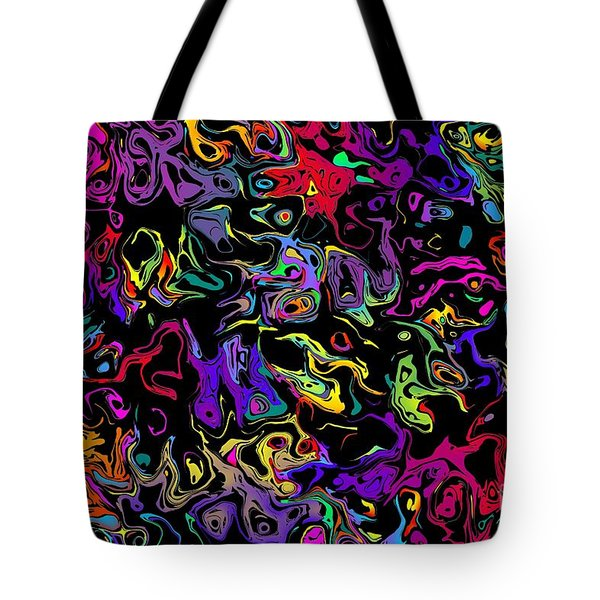 Blorks Tote Bag by Mark Blauhoefer