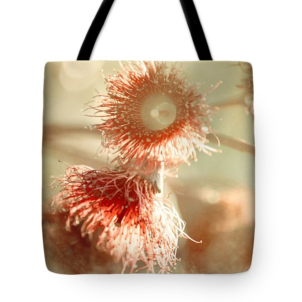 Blossom And Bokeh Tote Bag by Linda Lees