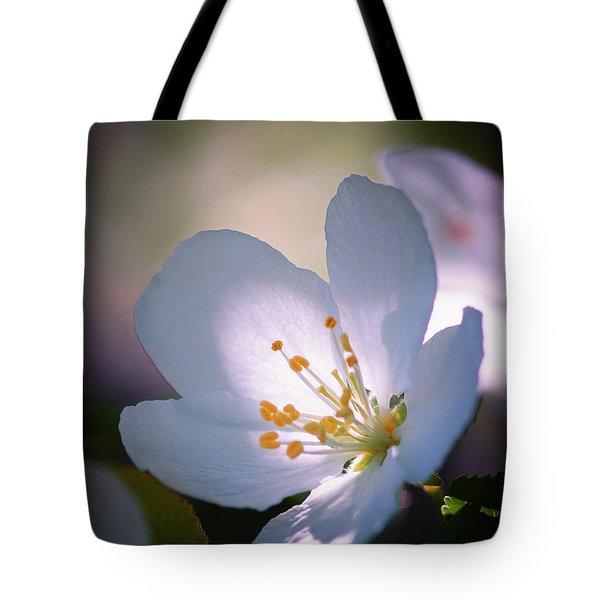 Blossom In The Sun Tote Bag