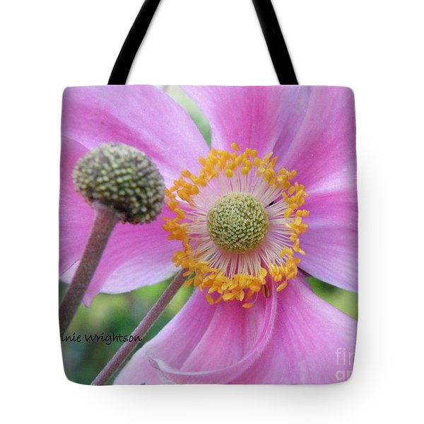 Blossom Tote Bag by Lainie Wrightson