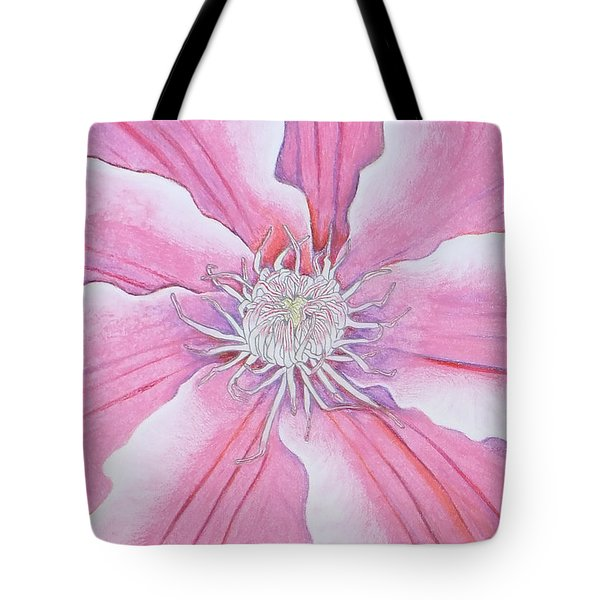 Blossom Tote Bag by Sven Fischer