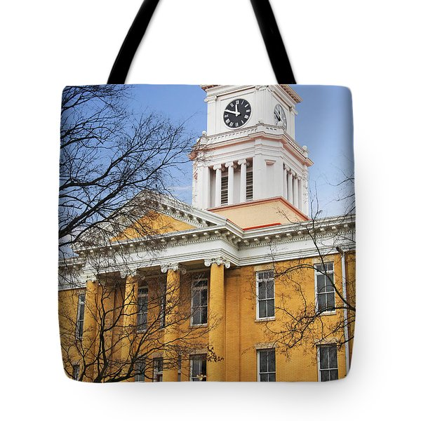 Blount County Courthouse Tote Bag
