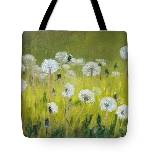 Blow Balls Tote Bag