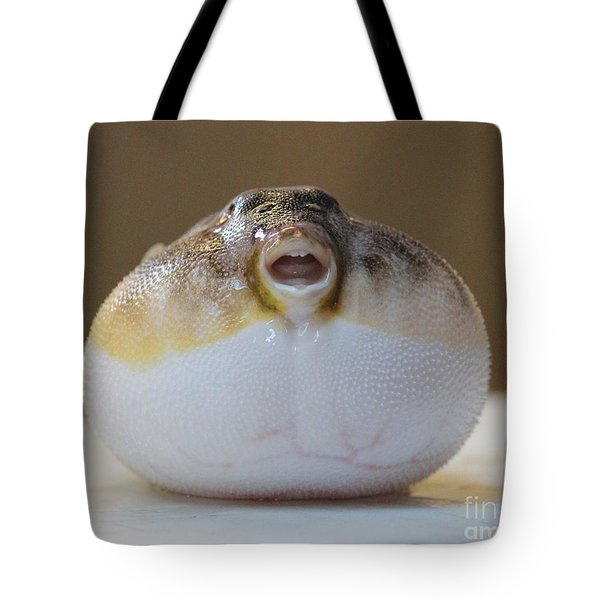 Blowfish Tote Bag
