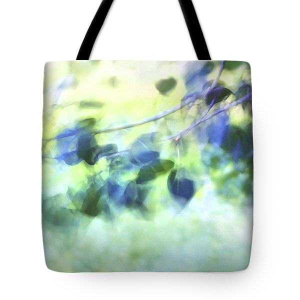 Blowin' In The Wind Tote Bag by Theresa Tahara