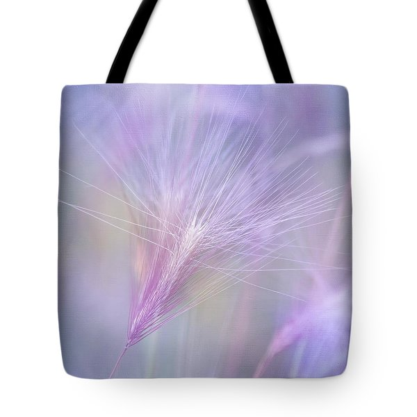 Blowing In The Wind Tote Bag by Kim Hojnacki