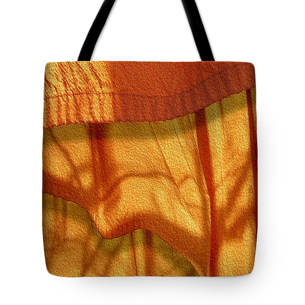 Blowing In The Wind Tote Bag by Paul Wear