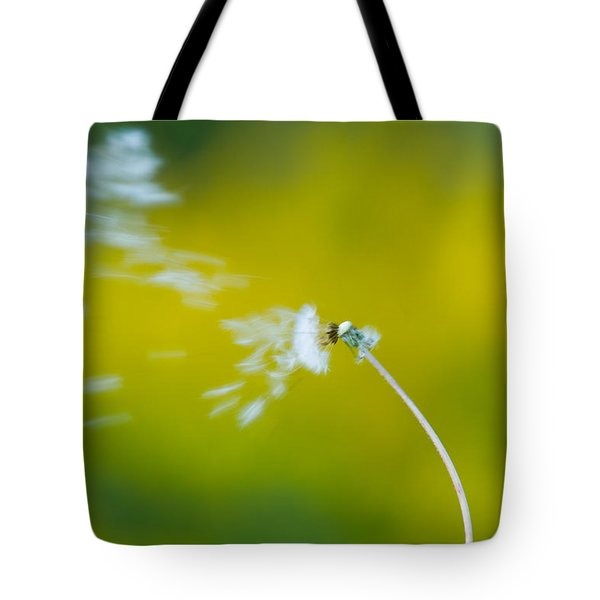 Tote Bag featuring the photograph Blown Away by Sebastian Musial