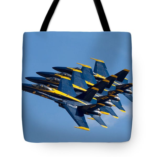 Blue Angels Echelon Tote Bag