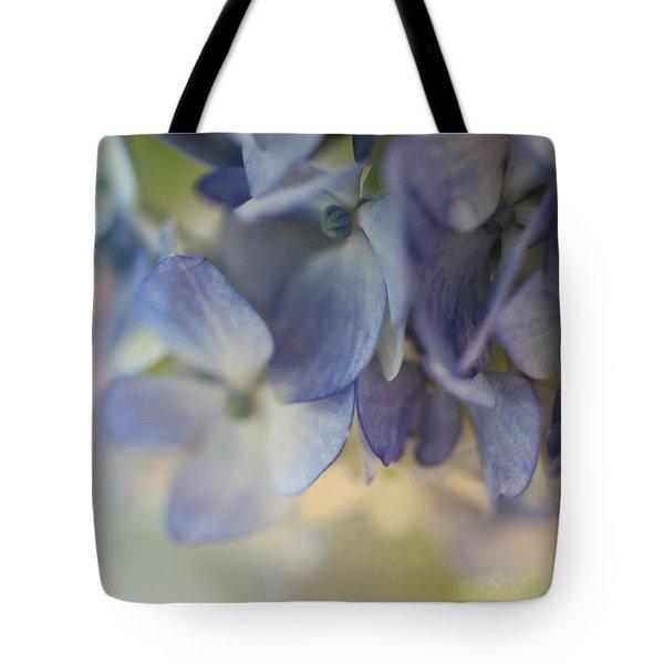 Blue  Tote Bag by AR Annahita