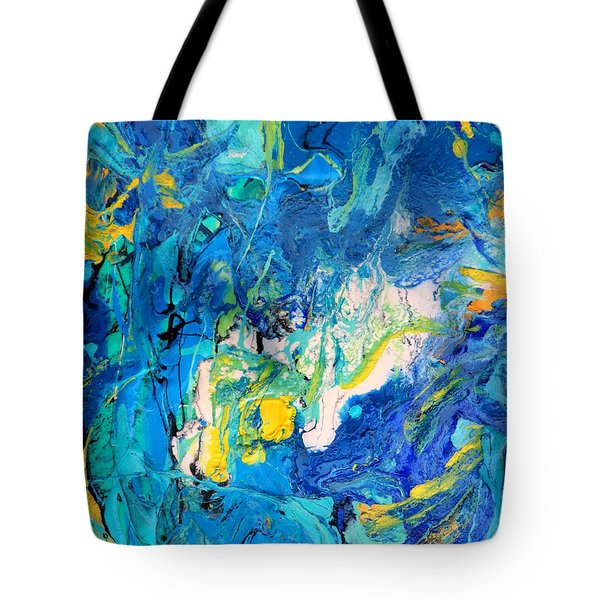 Blue Bayou Tote Bag