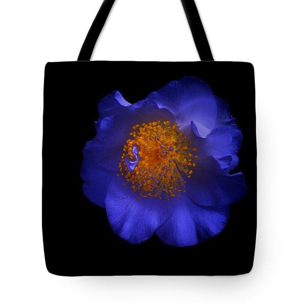 Blue Beauty Tote Bag