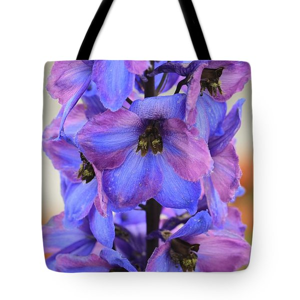 Blue Bell All Profits Go To Hospice Of The Calumet Area Tote Bag