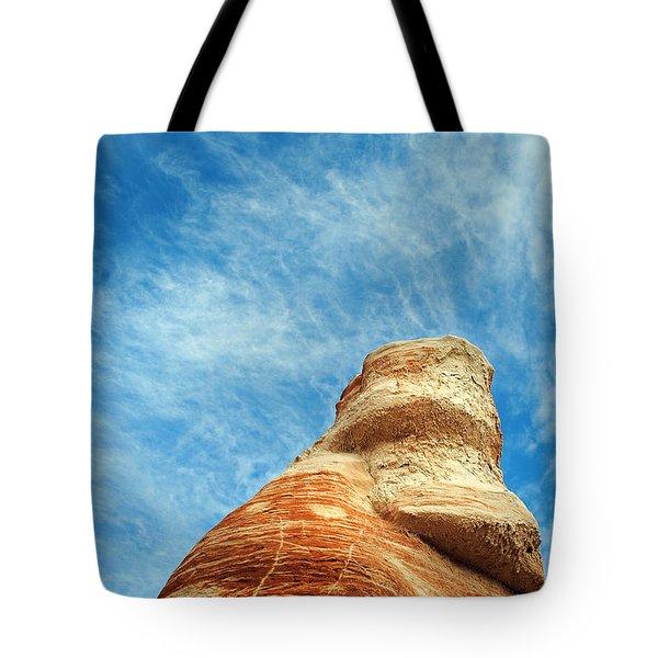 Blue Canyon 65 Tote Bag