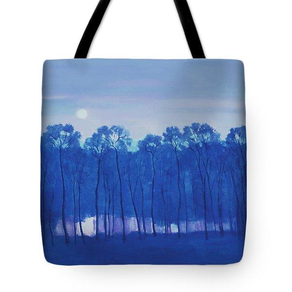 Blue Enchantment Il Tote Bag
