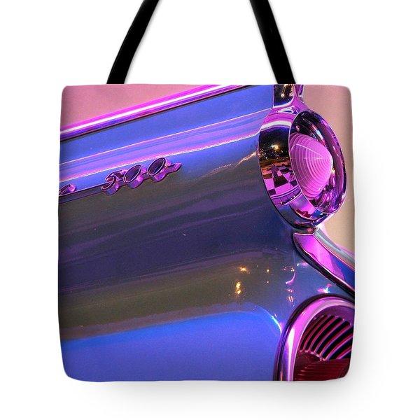 Blue Fin Tote Bag