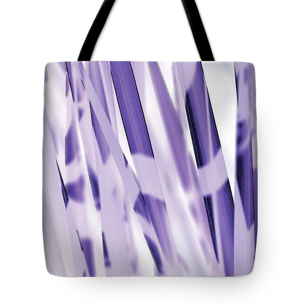 Blue Iris Tote Bag by Eiwy Ahlund