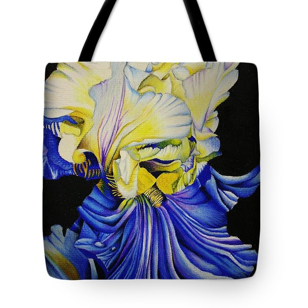 Blue Magic Tote Bag