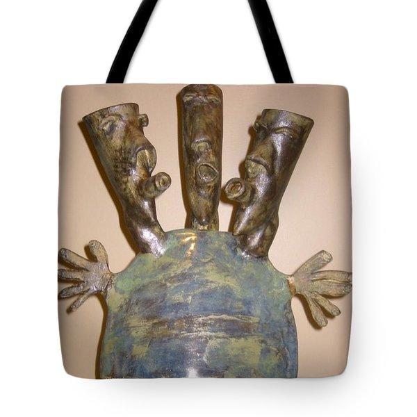 Blue Man - Group Tote Bag