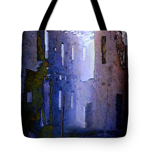 Blue Mesa Tote Bag