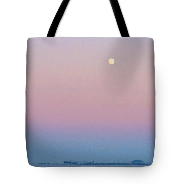 Blue Moon  Tote Bag by Deborah Lacoste