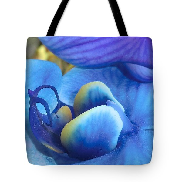 Blue Oasis 2  Tote Bag
