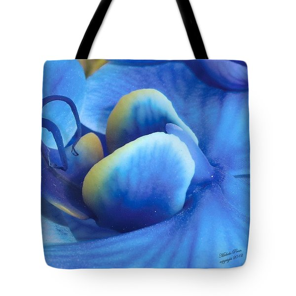 Blue Oasis Tote Bag