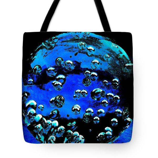 Blue Planet  Tote Bag by Colette V Hera  Guggenheim