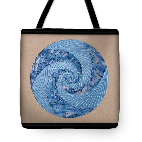 Blue Pool Tote Bag