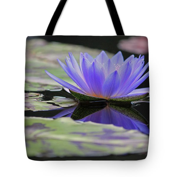 Blue Purple Dreams Tote Bag