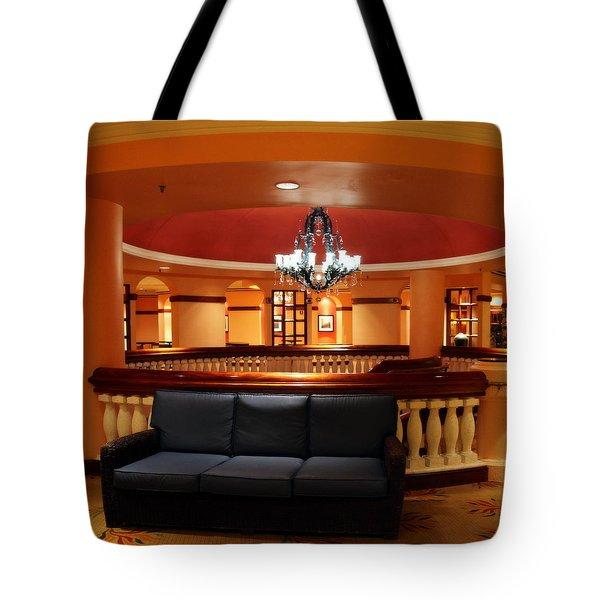 Blue Velvet Tote Bag by Karen Wiles