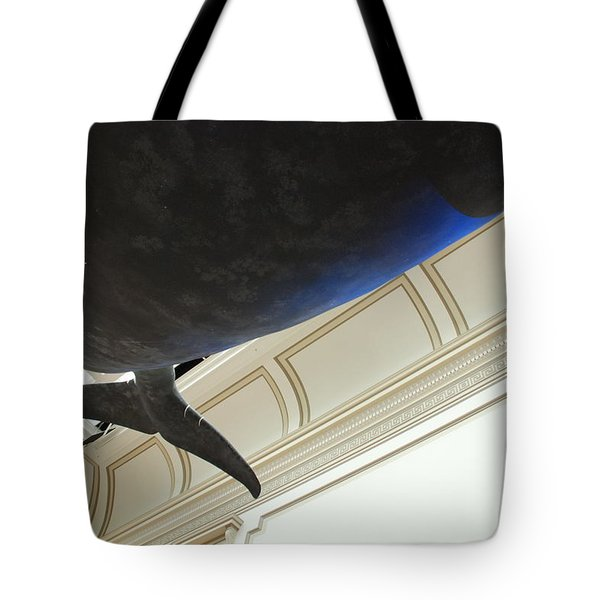 Blue Whale Experience Tote Bag