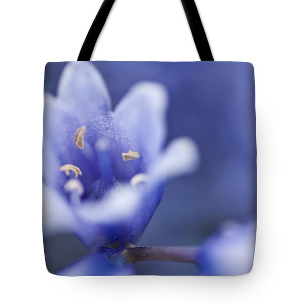 Bluebells 5 Tote Bag by Steve Purnell