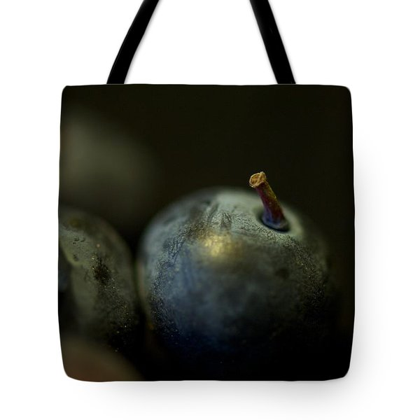 Blueberries Tote Bag