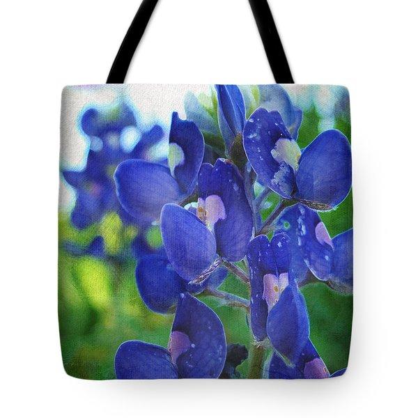 Bluebonnet Charmer Tote Bag