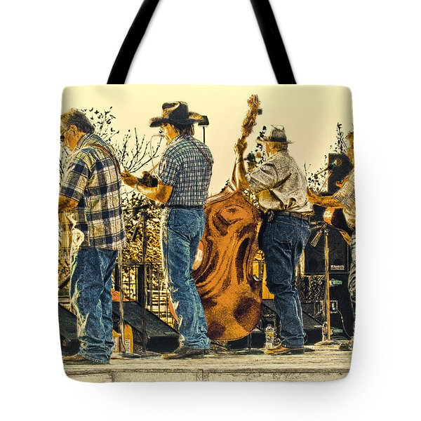 Bluegrass Evening Tote Bag by Robert Frederick