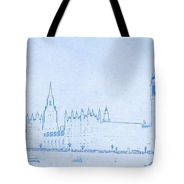 Blueprint London Tote Bag
