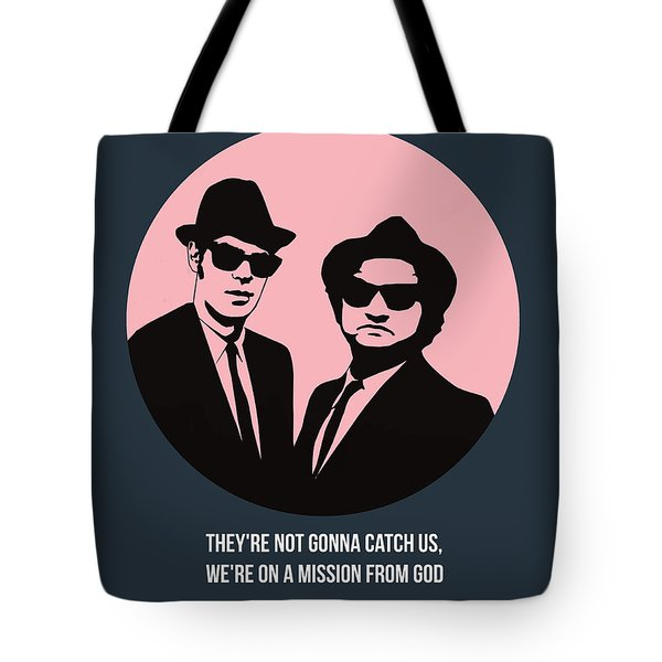 Blues Brothers Poster 1 Tote Bag