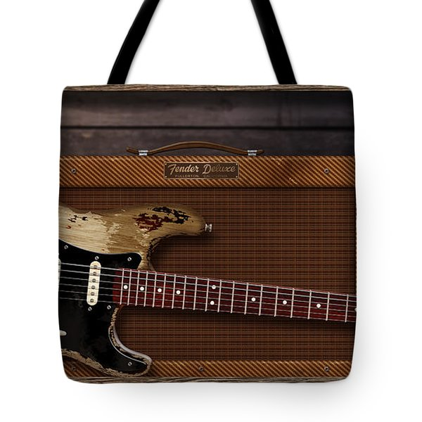 Blues Tools Tote Bag