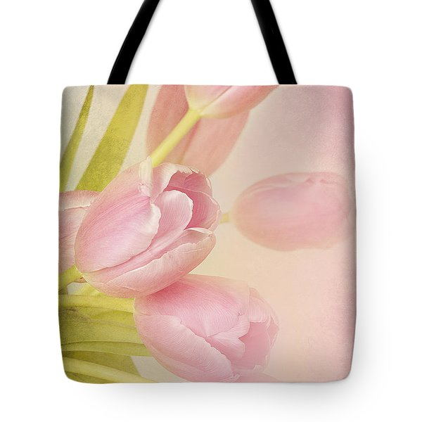 Blushing Beauties Tote Bag by A New Focus Photography